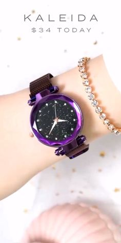 Let our stunning, best-selling Kaleida watch complete your perfect look. Off Flash Sale (while supplies last) Made from stainless steel. Jewelry Accessories, Fashion Accessories, High End Watches, Casual Watches, Beautiful Watches, Watch Brands, Luxury Watches, Women's Watches, Quartz Watch