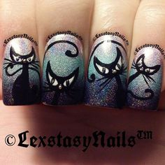 Gallery:+31+Days+of+Halloween+Nail+Art