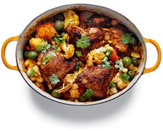 Daniel Boulud's Chicken Tagine by Sam Sifton