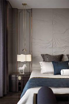 10 Exclusive Bedside Tables for your Master Bedroom Decor Discover master bedroom design ideas, curated by Boca do Lobo to Design Living Room, Modern Bedroom Design, Master Bedroom Design, Contemporary Bedroom, Modern House Design, Modern Interior Design, Master Bedrooms, Bedroom Designs, Contemporary Classic