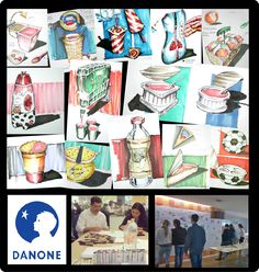 DANONE Innovation Day  Mental Map and