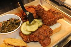 Rick Lewis' Southern opens in midtown