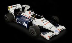 Ayrton Senna's Toleman goes up for auction