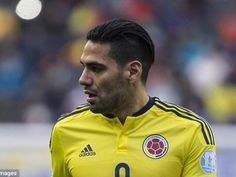 Radamel Falcao is officially a bust? At least his hair is still nice.  The length is what makes the undercut in this picture.  Great slickback undercut with his 6-8 inches in length.  #style #men #menshair #menstyle #menswear #mensstyle #mensfashion #menswear #menshaircut #menshairstyle #haircut #hairstyle #fashion #fashionmen #menwithstyle #fit #fitfam #fitness #primeshots #instagood