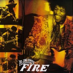 "Jimi Hendrix Experience, The - Fire 7"" [Coloured Music On Vinyl RSD US 2011] 