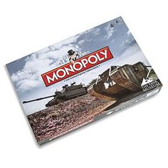 Tank Museum Monopoly