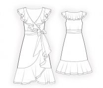 Lekala Sewing Patterns - POPULAR ALL TIME Sewing Patterns Made to Measure and Royalty Free