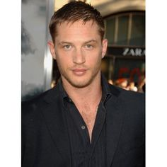 Tom Hardy At Arrivals For Inception Premiere Canvas Art - (16 x 20)