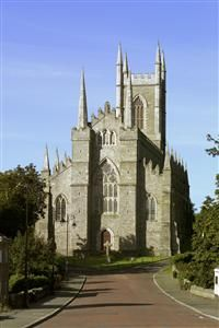 Down Cathedral - Burial place of St. Patrick, Downpatrick, Northern Ireland