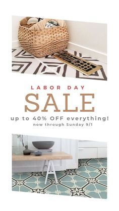 Labour Day Sale - Up to 40% Off ! – Quadrostyle