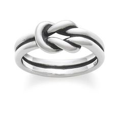 Lovers' Knot Ring | 8.5?
