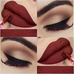 Trendy Makeup Face Make Up Mac Eyeshadow Ideas Makeup Eye Looks, Beautiful Eye Makeup, No Eyeliner Makeup, Lip Makeup, Eyelashes Makeup, Awesome Makeup, Sexy Makeup, False Eyelashes, Makeup Brushes