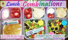 Healthy Eating Starts at Home: A Vegetarian Lunch Combinations on Lunch Snacks, Work Lunches, School Lunches, Vegetarian Lunch, Vegetarian Recipes, Easy Lunch Boxes, Lunch Ideas, Kids Packed Lunch, Go Veggie
