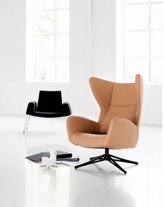 Best pris på Bolia Design Sion Snurrfåtölj Lenestoler