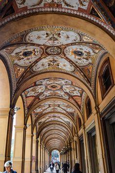 Paseando por Bolonia (Bologna - italy)