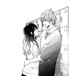Mari and Tomoya
