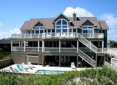 Corolla Classic Vacations - Situated in the northern reaches of the Outer Banks, Corolla offers visitors a unique feeling of untouched peacefulness.