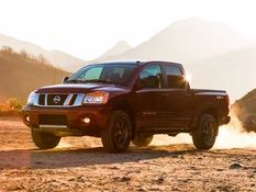 The Nissan Titan 2013 is offered in a variety of options to fit your requirements: King Cab and Crew Cab body styles, a choice of 4x4 and 4x2 drive configurations, two wheelbases (138.8 inches and 159.5 inches), three bed lengths and four well-equipped trim levels – S, SV, PRO-4X and SL. Titan is also available as a Flexible Fuel Vehicle (FFV) designed to run on E85 Ethanol.