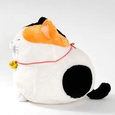 Hige Manjyu Cat Plush Collection (Big) 8