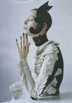 Tush Magazine | Winter 2012 Issue | Fashion Editorial