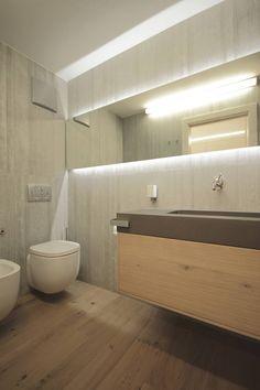 Moderne Badezimmer von luigi bello architetto