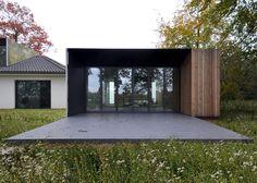 CMYK House extension by MCKNHM Architects