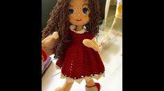 Empezamos a tejer Muñeca Carolina (piernas) amigurumi By Petus PRIMERA P...