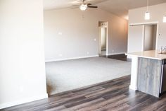 The Shoshone, built by Agile Homes has an open concept design Luxury Packaging, Home Pictures, Open Concept, Tile Floor, House Plans, New Homes, Floor Plans, Flooring, How To Plan