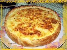 Gateau de pommes de terre, jambon et reblochon - #Gâteau #jambon #pommes #Reblochon #terre