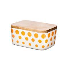 Butter Box, Revy, orange