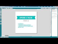 ▶ Aprender a trazar en Silhouette Studio Parte 4 (Español) - YouTube