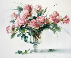Мобильный LiveInternet Акварели художницы Елены Базановой. Часть 5. Как распускаются цветы.. | mamapola - Дневник mamapola |