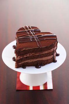Schokoladenherz - smarter - Zeit: 40 Min. | eatsmarter.de