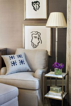 Tammy Connor Interior Design renders exquisite interiors that feel gracious, uncomplicated, and inviting. A dialog-driven design process met with clear business practices and stunning results make Tammy Connor Interior Design highly sought by discerning clients.