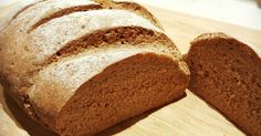 Banana Bread, Healthy Lifestyle, Bacon, Bakery, Goodies, Food And Drink, Healthy Recipes, Healthy Food, Breads