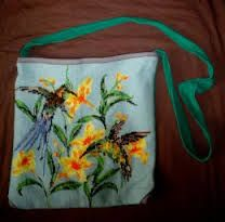 Image result for how to make a bag from fabric