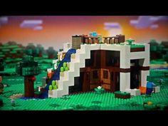 Brick Raider -  LEGO Minecraft - Stop motion video - YouTube