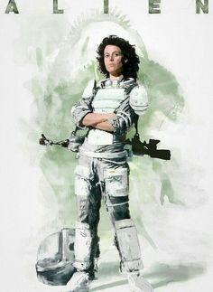 Ripley mi heroina favorita por siempre!