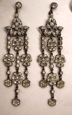Vintage French Earrings
