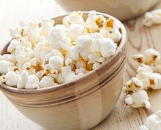 Zelf popcorn maken - Vrouwonline