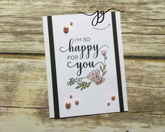 National Stamping Month Blog Hop - Janna Gray, Close To My Heart Independent Consultant