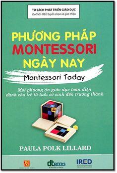 Phương Pháp Montessori Ngày Nay (NXB Khoa Học Xã Hội 2014) - Paula Polk Lillard, 274 Trang | Sách Việt Nam