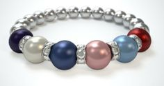 Design a Mothers Bracelet in just 3 easy steps. Use this link for FREE shipping.