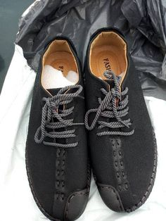 8b060e390 Men British Style Retro Stiching Soft Sole Lace Up Flat Cap-toe Shoes -  NewChic Mobile
