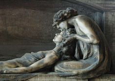 Cimitero Monumentale di Milano. Enjoy RushWorld boards,  SCULPTURE GRAVESTONE CEMETERY ART,  LOVE AFTER DEATH and SPELLBINDING ART INSTALLATIONS.  See you at RushWorld on Pinterest! New content daily.