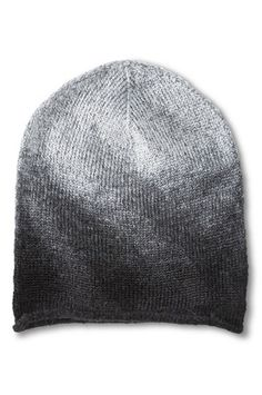 30 Beanies You'll Want To Wear Every. Single. Day. #refinery29  http://www.refinery29.com/best-beanies-for-fall#slide5