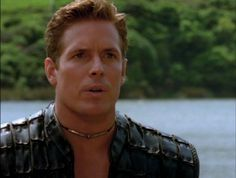 Jason (Chris Conrad) in Young Hercules. I forgot this goofy show. I hatewatched it when I was 12  because young Ryan Gosling played Hercules as a fratty douchebro.