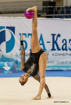 Rita from Russia | Rhythmic Gymnastics