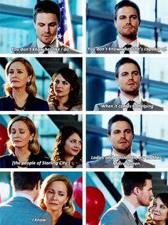 Arrow - Oliver #2.13 #Season2