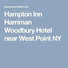 Hampton Inn Harriman Woodbury Hotel near West Point NY